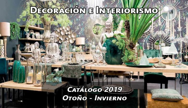Decoración e Interiorismo - Otoño-Invierno 2019